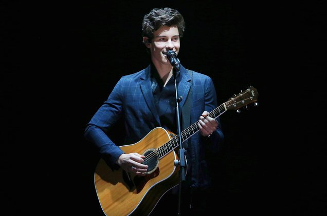 Shawn Mendes performs an electrifying 'There's Nothing Holding Me Back' at the #MTVEMA https://t.co/WZQI2kIh0P