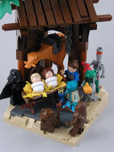 RT @LEG0fan: Nacimiento Star Wars #LEGO :P https://t.co/eBwSlsnLXV
