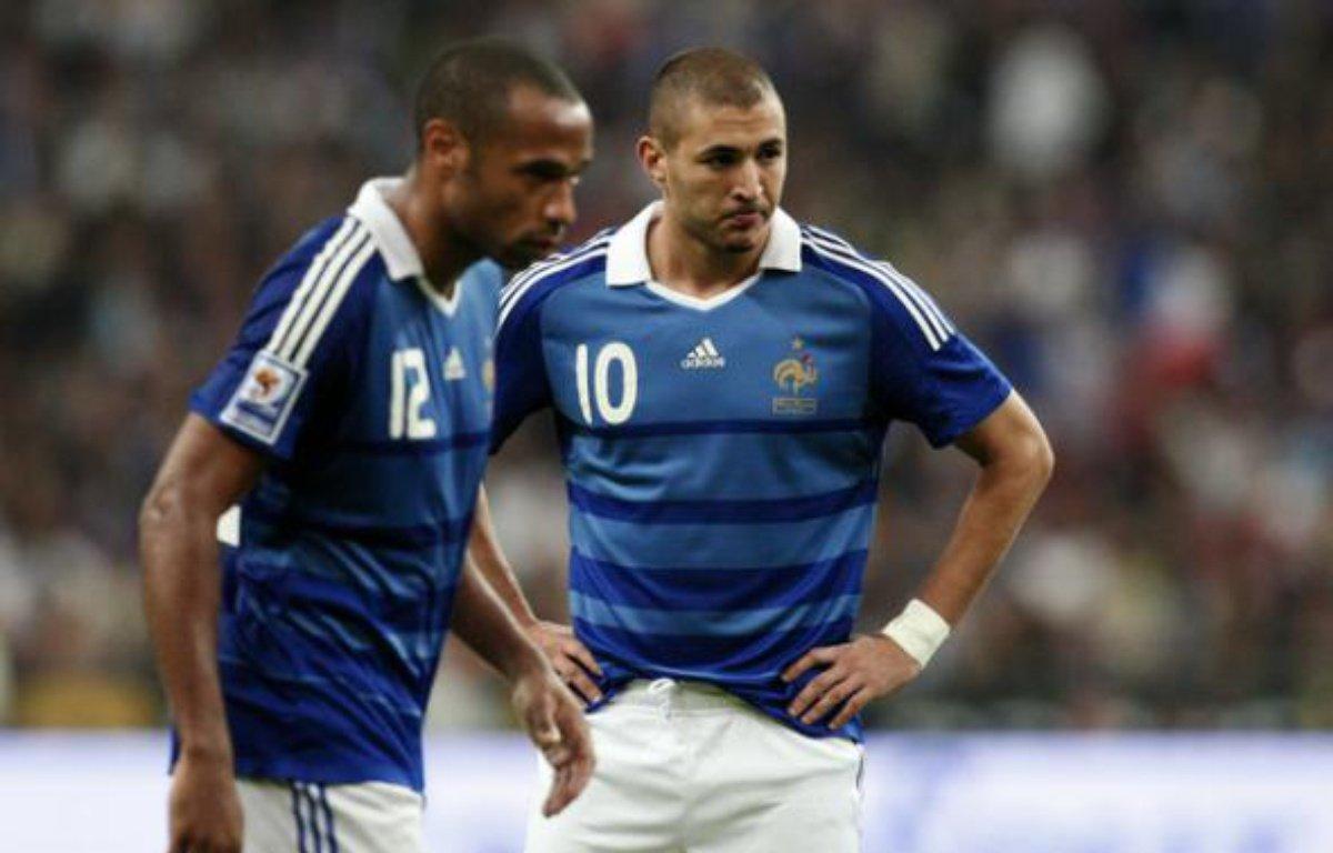 Henry : 'Karim Benzema est une légende vivante. Chaque saison, c'est difficile pour lui, mais à l'arrivée, il sort toujours vainqueur. Donc bravo.' (Le K Benzema)