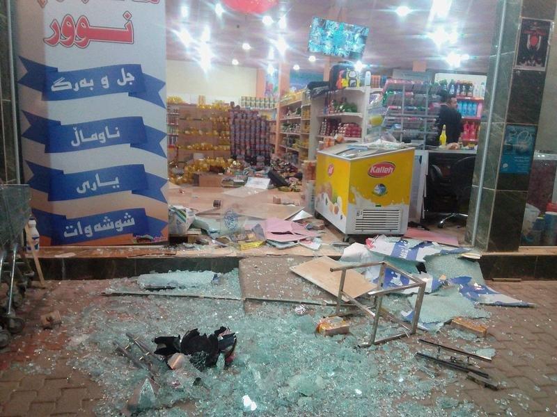 イラン・イラク国境付近でM7.3の地震 死者130人以上 イラン西部ケルマンシャー州の当局者は国営テ…