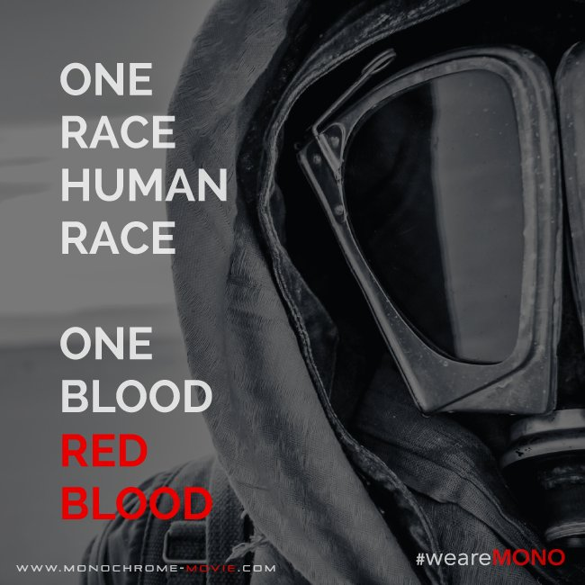 one blood one race One race one blood reveals the origins of these horrors, as well as the truth revealed in scripture that god created only one race you will discover: you will discover: nazi germany used evolutionary concepts to justify the extermination of unfit people groups such as jews, gypsies, and slavs.