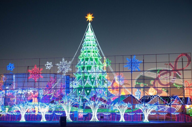 dfw night outs on twitter magic winter lights new to dfw from nov 17 jan 7 will be located at lone star park