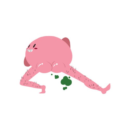 Weird Kirby Pictures 1