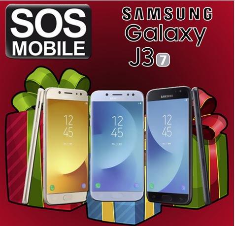 #Concours: Qui veut gagner le tout nouveau Samsung Galaxy J3 2017 ?         #Jeux #RT + follow @gainspourtous   http:// gainspourtous.com/gagner-le-tout -nouveau-samsung-galaxy-j3-2017/  … pic.twitter.com/Yv2hRkkUHx