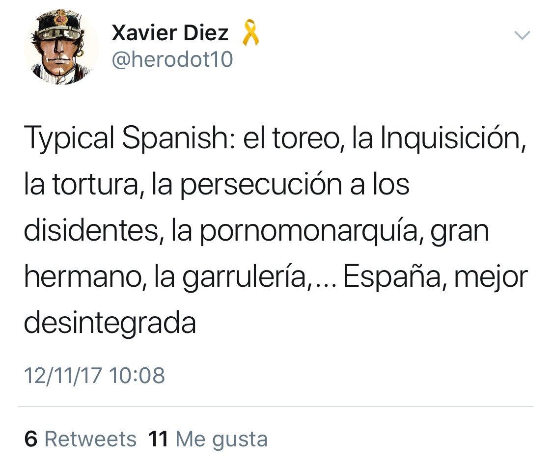 RT @mejoreszasca: Zasca!!!!!!!! de @pepito_garca a @herodot10 . Vía @berenguermin https://t.co/ofz5UPnW5f