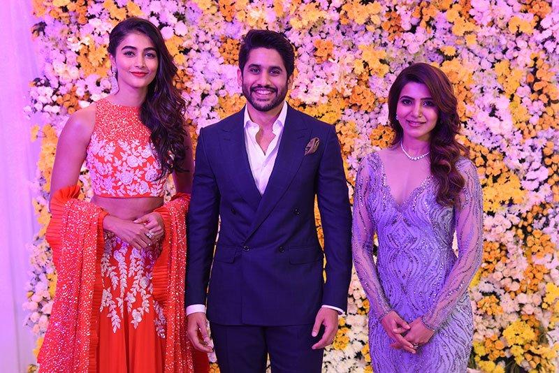 These celebrities gave Naga Chaitanya and Samanthas wedding reception a miss