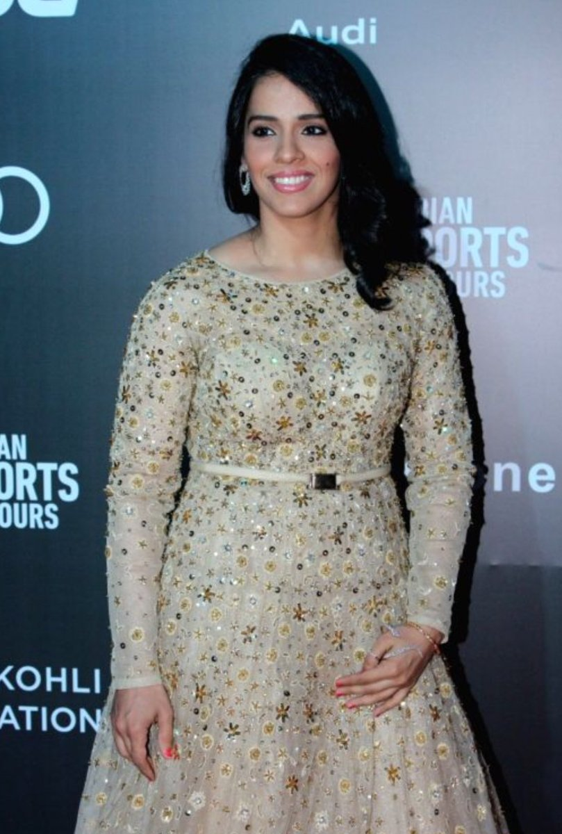 "Saina Nehwal on Twitter ""Awards function"