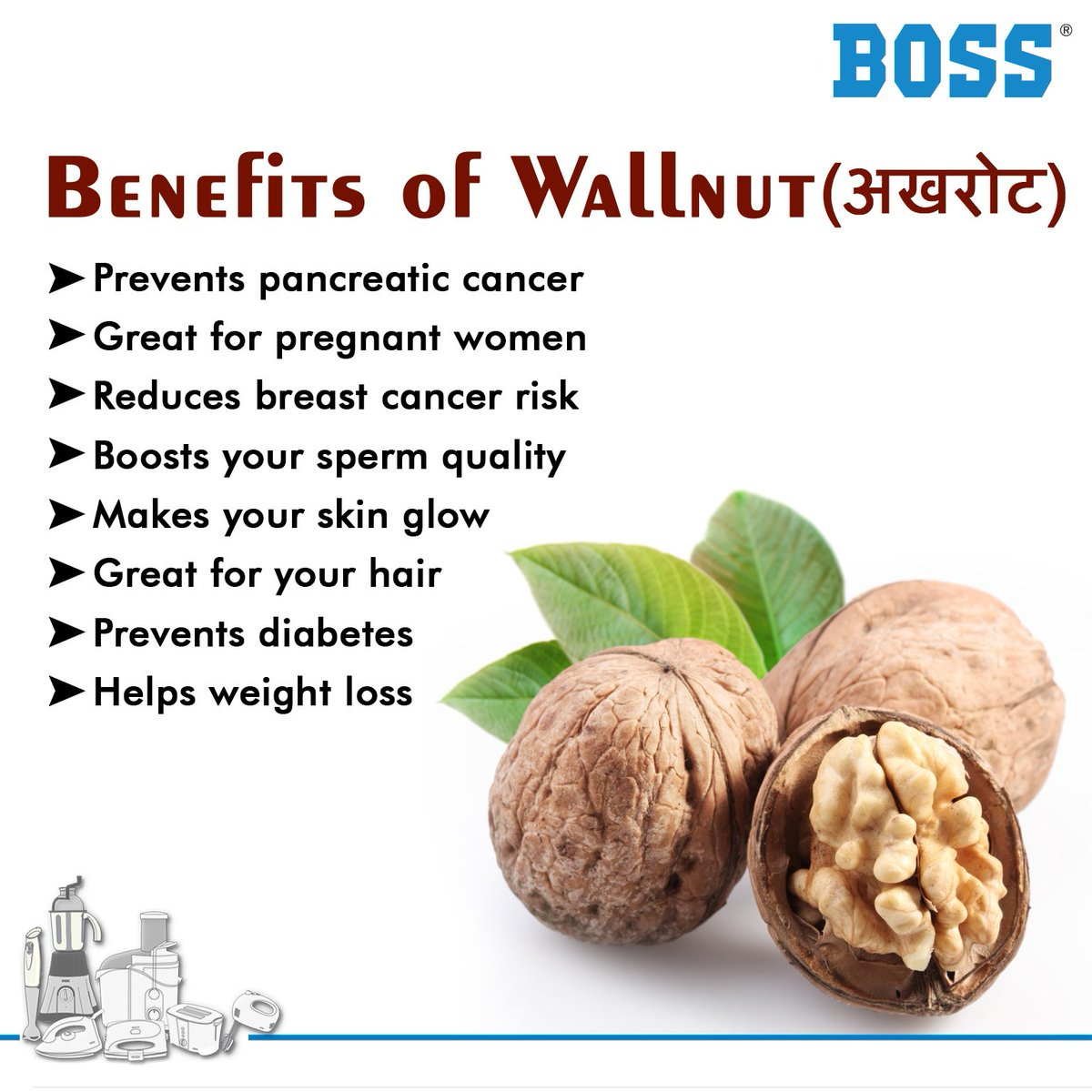 The benefits of walnuts 86
