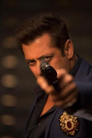 First Look of Race 3 starring Salman Khan