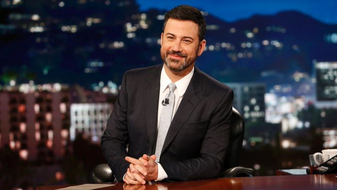 Happy Birthday to Jimmy Kimmel who turns 50 today!