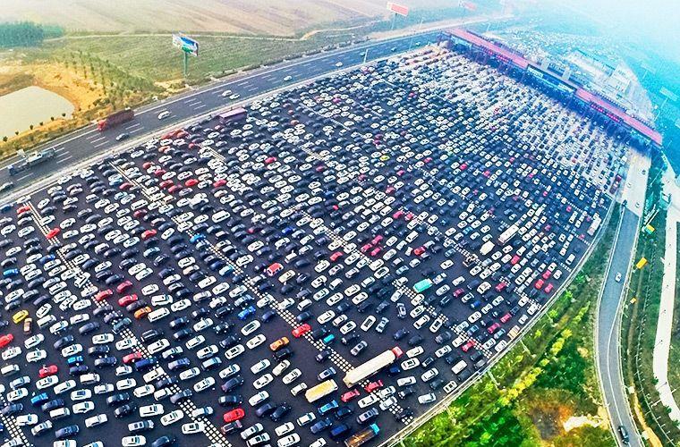 Страны с наибольшим количеством автомобилей на душу населения. Ни за что не догадаетесь.