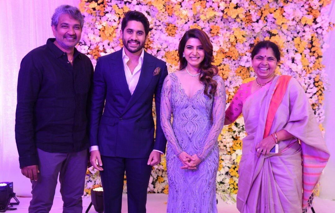These Celebrities Gave Naga Chaitanya And Samantha S Wedding