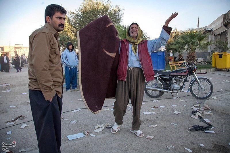 Iran-Iraq border earthquake death toll tops 200, Iran says https://t.co/4Ymfrai1eg