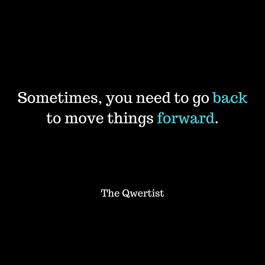 Go back to the future. #MondayMotivation #Monday #MondayBlues #firstday #future #MotivationalQuotes #motivational #motivation #Writers #writerslife #writer #ThoughtForTheDay #thoughtoftheday<br>http://pic.twitter.com/4CX5QfduLa