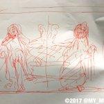 11/29発売 フェロ☆メンNEW SINGLE『オペラ』のジャケット。デザイン担当でもある自分が描…