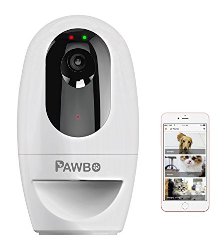 #720p HD Video, 2-Way Audio, Video Recording, Treat Dispenser, and Laser Game - $179.00..  http:// wurl.us/wG2b  &nbsp;  <br>http://pic.twitter.com/YAygtJnVAM