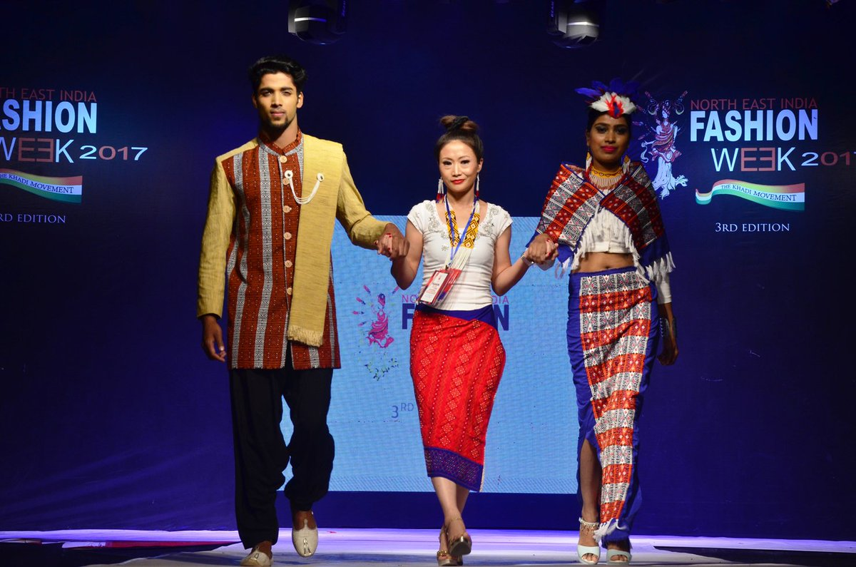 3rd edition of North East India Fashion Week concludes https://t.co/PunFCuCgnC https://t.co/p2emd31y1D