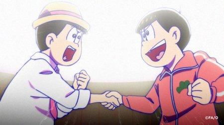 【いよいよ本日第7話放送!】TVアニメ「おそ松さん」第7話「おそ松とトド松」ほかは、本日深夜1時35…