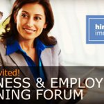 About 50% of Ottawa firms will hire in the next year - are you one of them? Join @ottawachamber & HIO  to unpack 2017 Ottawa Business Growth Survey findings on talent demand & the importance of immigrants to our #businesses. TY host @ExportDevCanada https://t.co/d9RLWIU9MM…