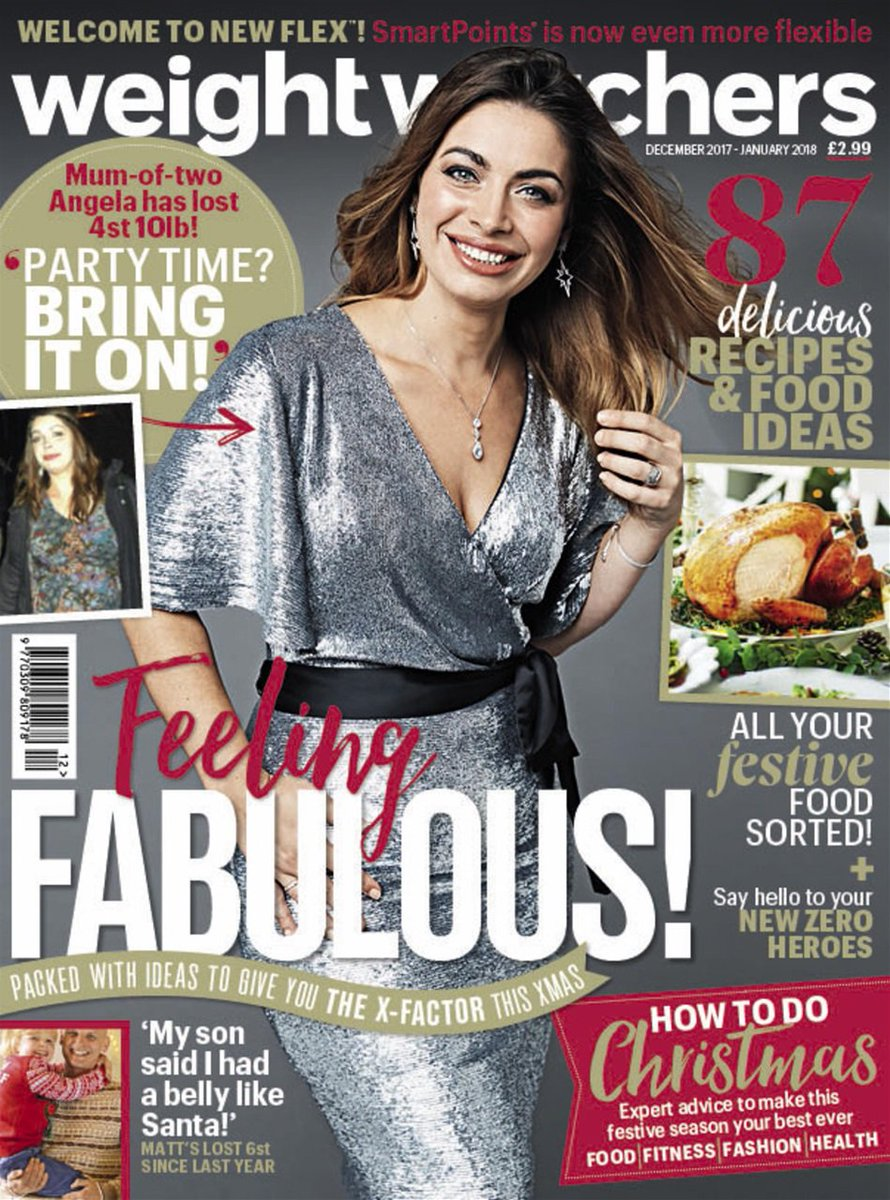 Cover of the day goes to @WeightWatchers magazine - bring on the party season! #Christmas #ww    https:// goo.gl/8d654s  &nbsp;  <br>http://pic.twitter.com/hfE13vxD8M