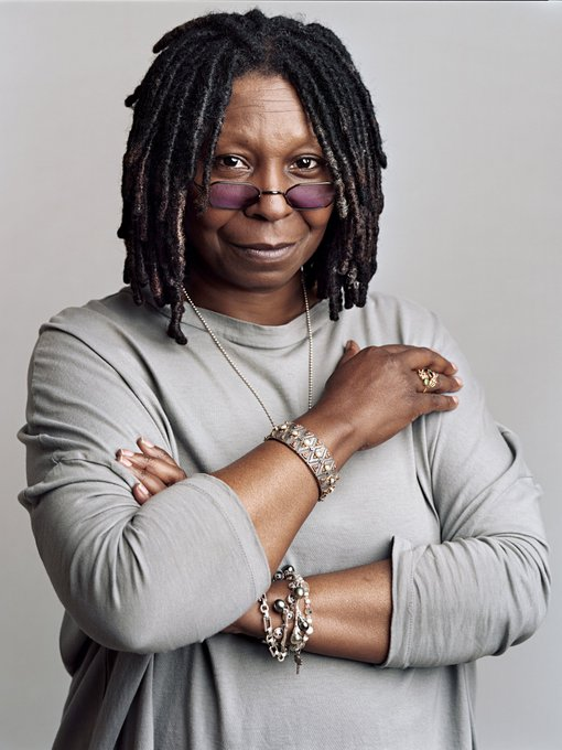 Happy Birthday to Whoopi Goldberg and Gerard Butler!  Hope you both have a fablas day!
