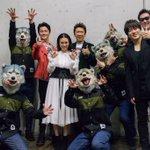 KANPAI JAPAN LIVE 2017!!!(「゚Д゚)「ガウガウ 一緒二出演シテ下サッタ…