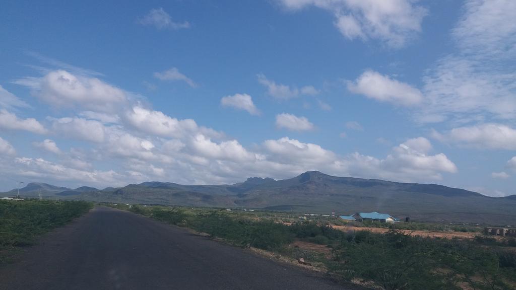Mogila Range in Northern Turkana. Image Courtesy of James Lokwale