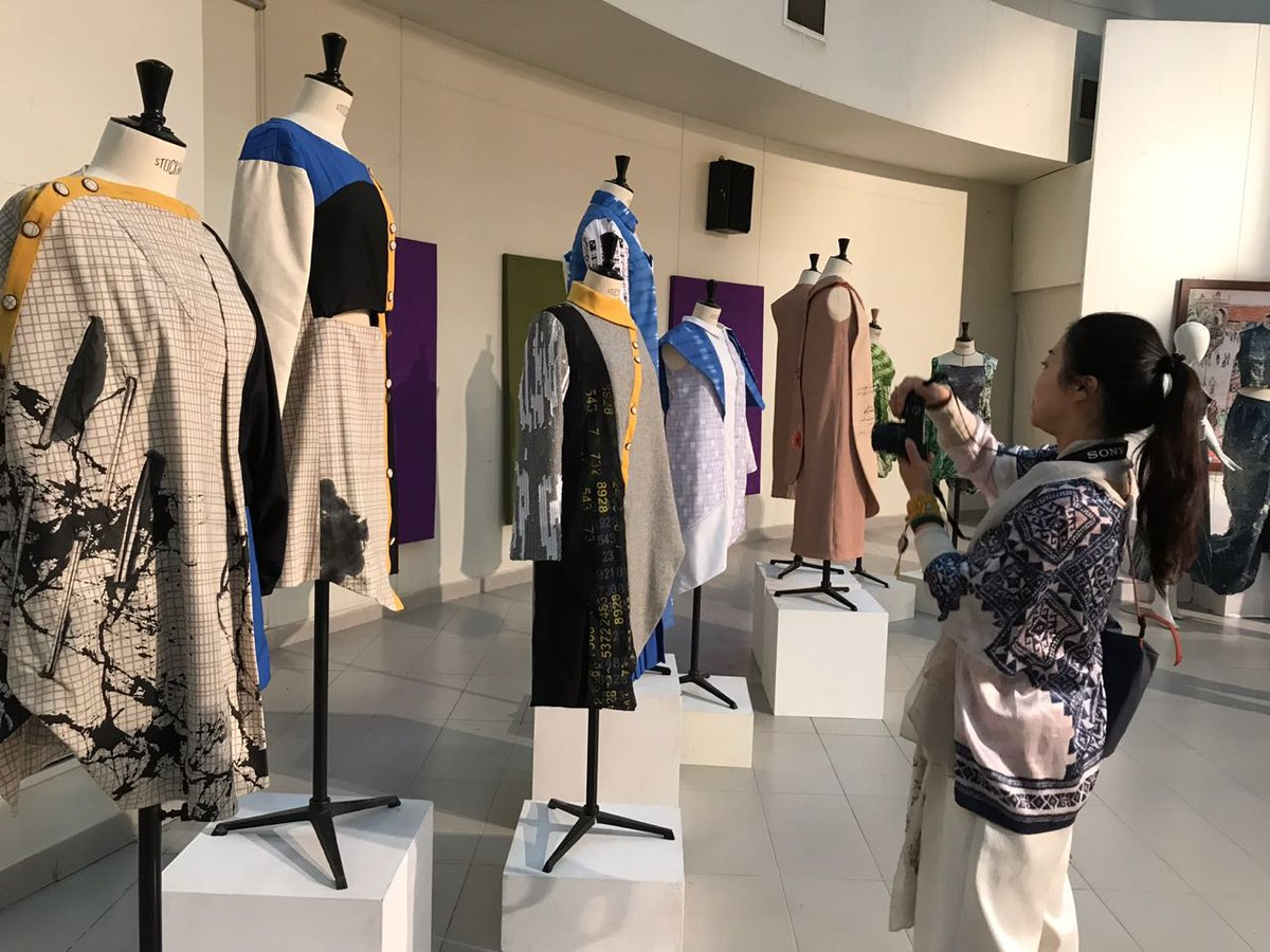 Pnca On Twitter Lahore The Culturalcaravan Artists Visited Pakistan Institute Of Fashion And Design Pifd The Team Was Briefed About The The Institute And Later On Visited The Different Faculties And Interacted