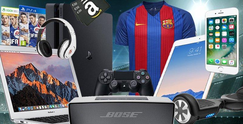#Concours:Il y a aussi un Apple Iphone 6s à gagner !!!       #Jeux #RT + follow @gainspourtous   http:// gainspourtous.com/des-milliers-d euros-de-lots-a-gagner/  … pic.twitter.com/m5rEcIJhhD