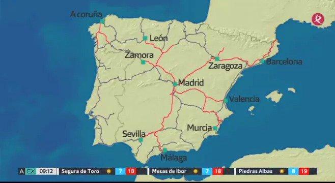 Esta semana estará marcada por la concentración de miles de extremeños en Madrid por un #TrenDignoYa🚂🚄. Comenzamos cobertura especial. #EXN https://t.co/aWCgO2Sbto