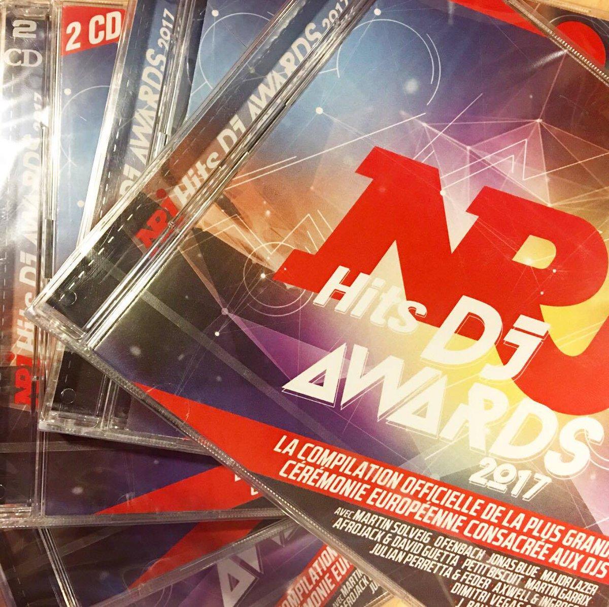 On vous offre la Compil' #NRJ Hits DJ AWARDS 2017 🎉🎉🎉 #RT pour tenter de la gagner !!!!!! 😍