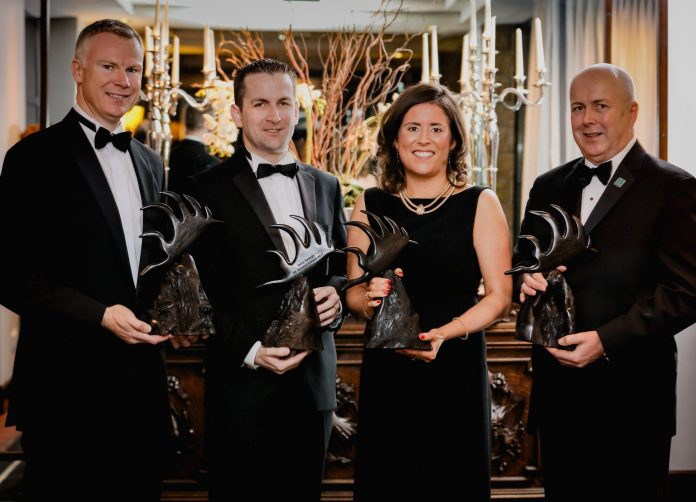 Recognition for KBS, UL Alumni, Clodagh Cavanagh (BBS '03), Managing Director of agricultural manufacturer @AbbeyMachinery and Tim Kenny (Business Studies '81), co-founder the St Baldrick's childhood cancer research foundation:   https:// goo.gl/tdXwyV  &nbsp;   #StudyAtUL #ThinkBigAtUL<br>http://pic.twitter.com/a5wgaKWFiM