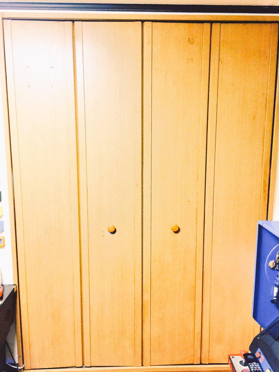ゲーム部屋のクローゼットの中のゲーム部屋ですw お気に入りの場所です。  #ゲーマーのお部屋見せてください