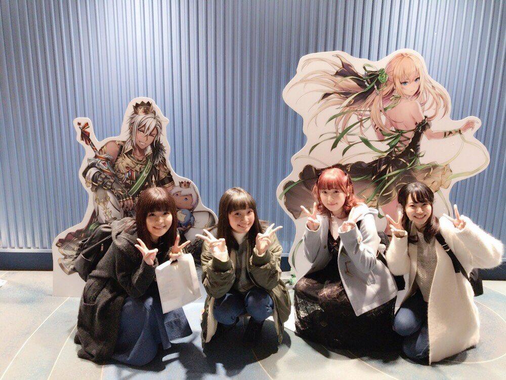 東京ドームシティで行われているコラボイベントに行ってきました~~😍💕ゆなちゃんとなっちゃんとまり姉と…