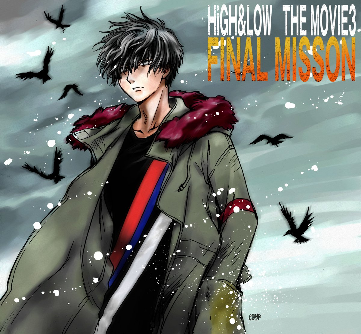 『HiGH&LOW THE MOVIE 3 / FINAL MISSION』週末興行ランキング第1位…