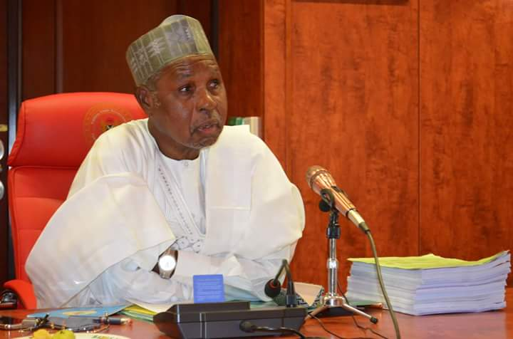 Ridiculous: The Katsina State governor, Alhaji Aminu Masari has launched goat empowerment for secondary school students, according to sources.