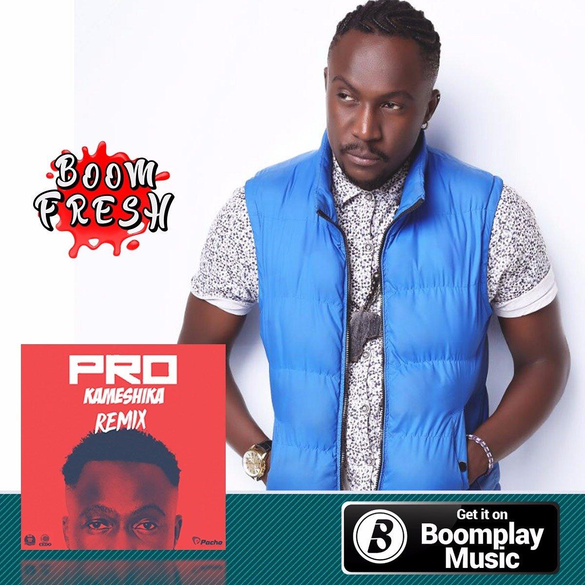 Get #KameshikaRemix by the one and only @iampro_kenya Right Here on #BoomplayMusic   Link   https:// goo.gl/5MMAqH  &nbsp;   Imeshika   #MusicDrop #NewMusicAlert<br>http://pic.twitter.com/26cE20cJsE