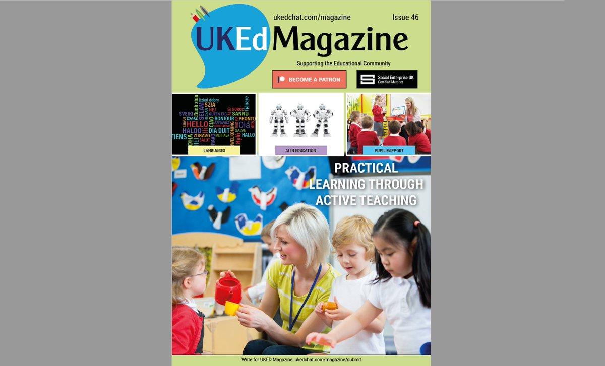 UKEd Magazine on Twitter: