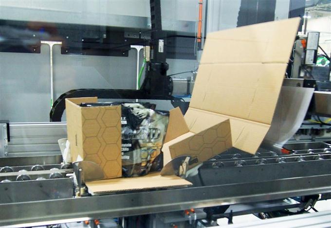 10倍効率化 ヤマトが自動梱包機導入 最適な箱作製 sankei.com/photo/daily/n…