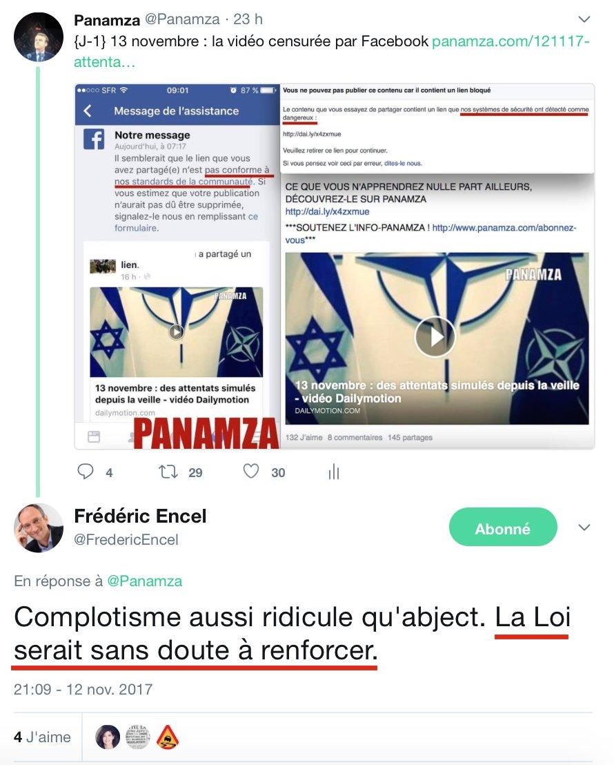 Frédéric Encel, le propagandiste sioniste qui rêve d'une loi contre Panamza