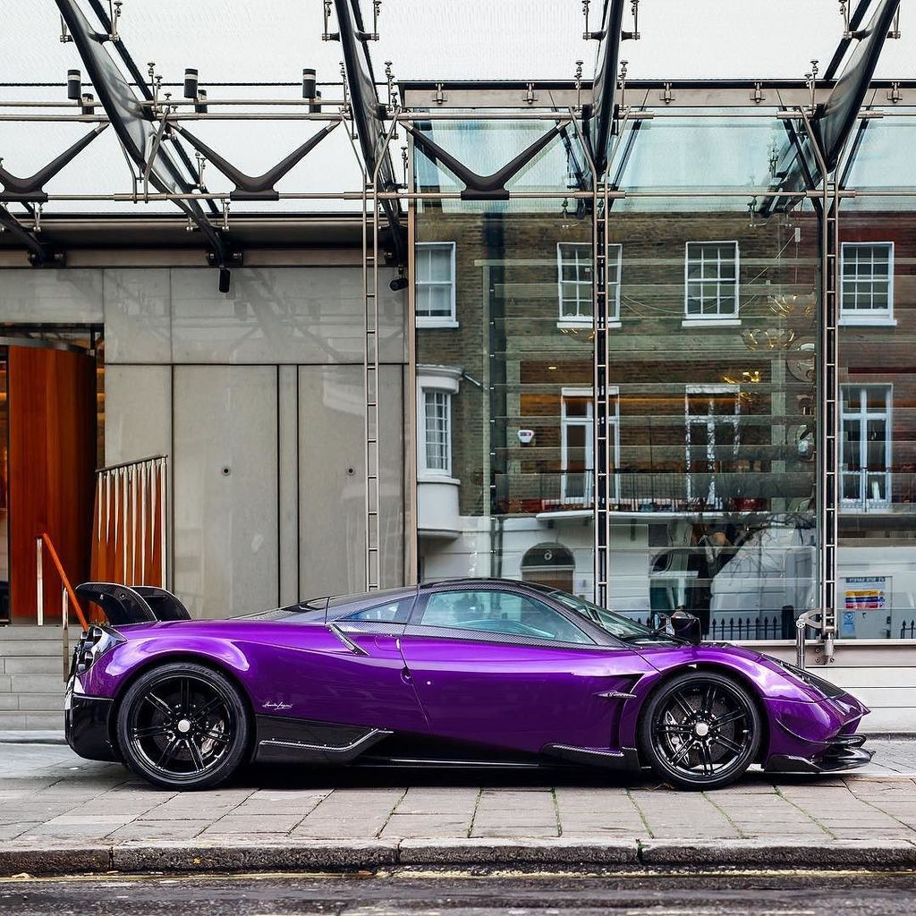 Alex Penfold On Twitter A Very Purple Huayra Bc Pagani Huayrabc Https T Co 5lydg1gipw