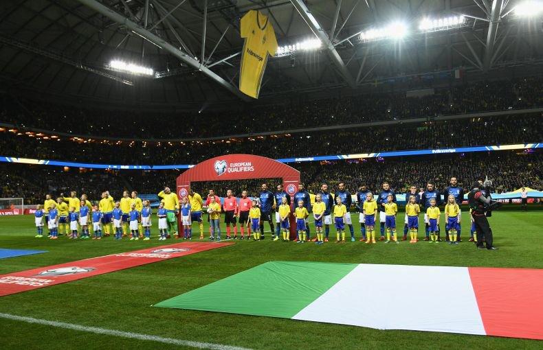 DOgmG AW4AEmZkB Addio, Azzurra. E a Suécia vai à Rússia/2018.