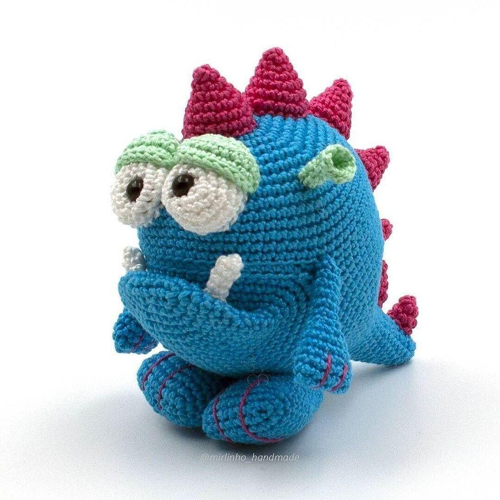 Amigurumi Monsters: Revealing 15 Scarily Cute Yarn Monsters ... | 1024x1024