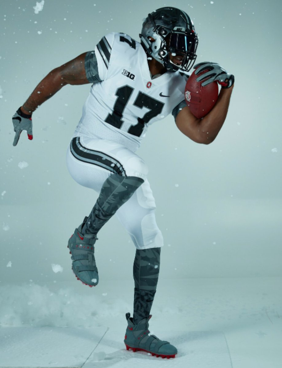 Here Are The Alternate Jerseys Ohio State Will Wear Against Michigan 0ee209ed0