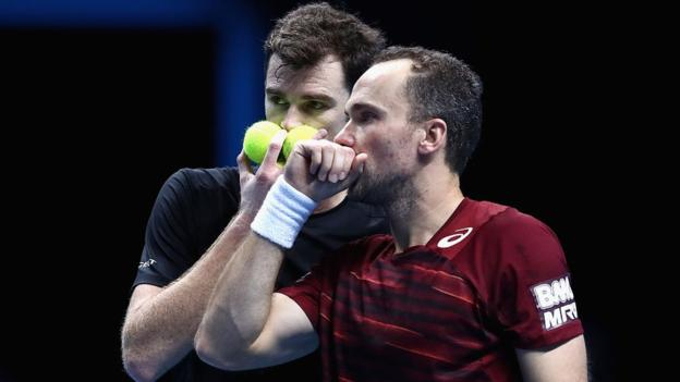 ATP Finals: Jamie Murray and Bruno Soares lose against Bryan brothers #finals #jamie #murray #bruno #soares #against #bryan #brothers  http:// dlvr.it/Q0kzsN  &nbsp;  <br>http://pic.twitter.com/zMfKwYDSPM