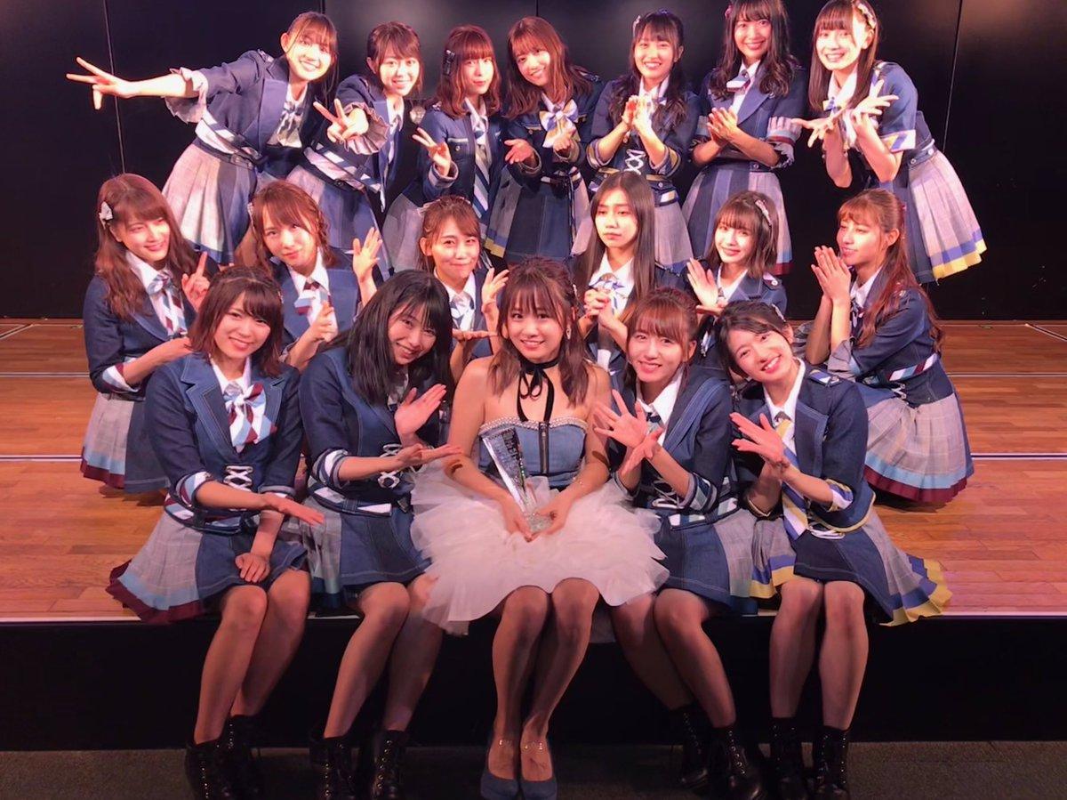 島田さんの卒業公演、終わりました✨  公演中は寂しくてつい涙が😢でも、 ドレス姿の島田さんが綺麗すぎ…