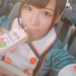 アニメイト日本橋店さんでのリリイベありがとうございました🍊🍊🍊ツアー大阪公演の後夜祭!みんなのおかげ…