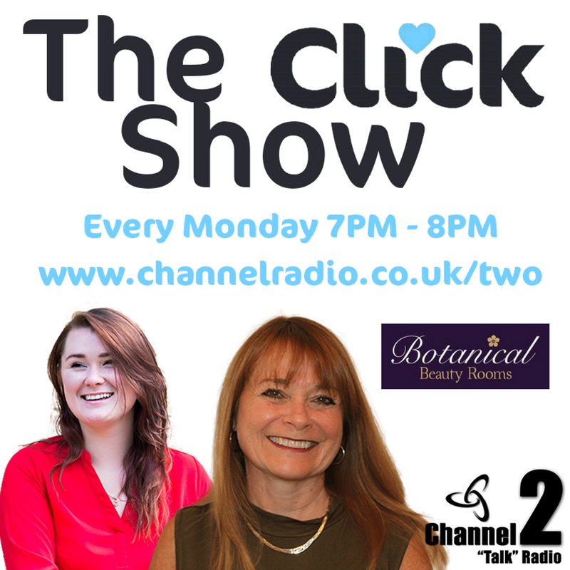 #WeddingHour Listen 7pm tonight&#39;s #ClickShow @ChannelRadio2 #dating and #relationships Why you need a Beauty consultant @BotanicalbRooms<br>http://pic.twitter.com/erVPlPSxCk