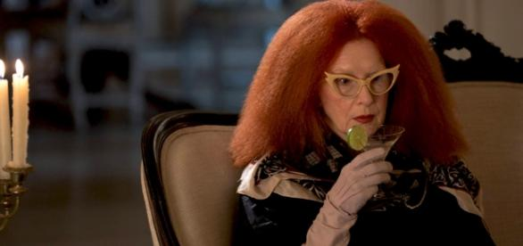 Happy birthday to Frances Conroy, who is a fabulous gift to all of us.
