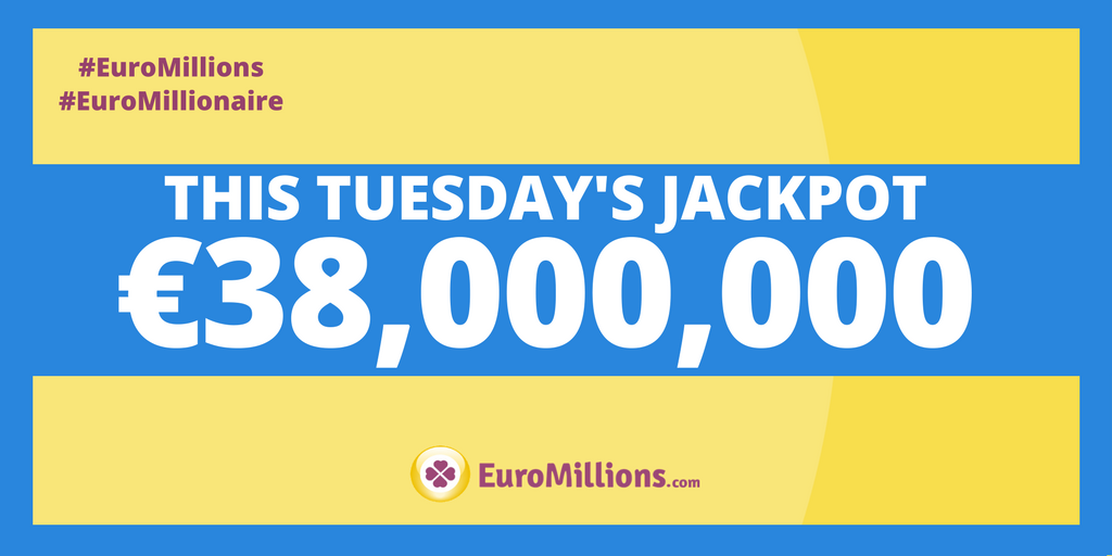 The jackpot of the next #EuroMillions draw is waiting for you! Buy your tickets on  http:// euromillions.com  &nbsp;   and be our next #EuroMillionaire!<br>http://pic.twitter.com/I0fUQPKpDZ